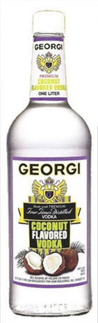 Georgi Vodka Coconut